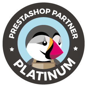 Adeko PrestaShop platinum partner