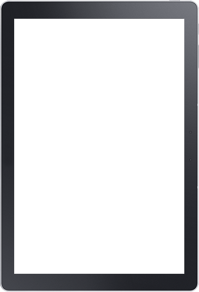 Tablet overlay