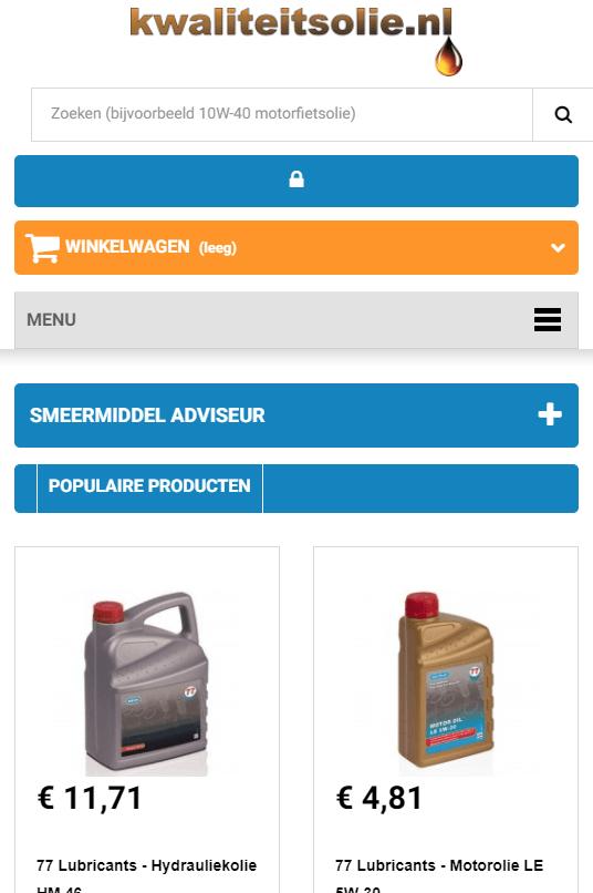 Portfolio item Mobile
