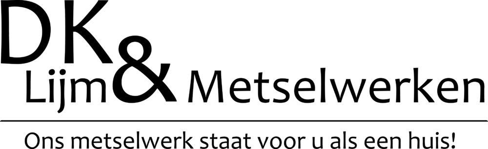 Website DK Lijm en Metselwerken