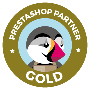 Adeko Gold Partner PrestaShop